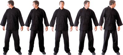 turn the head side to side qigong